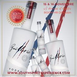 Guillotine vodka