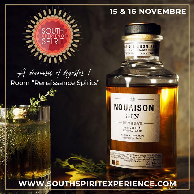 Nouaison Reserve Gin