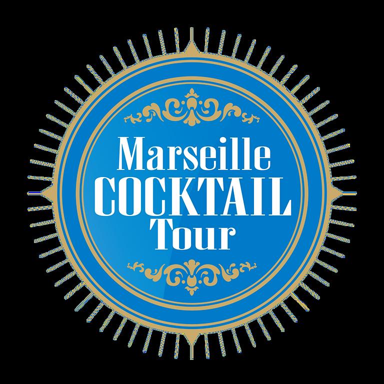 Marseille Cocktail Tour 2021