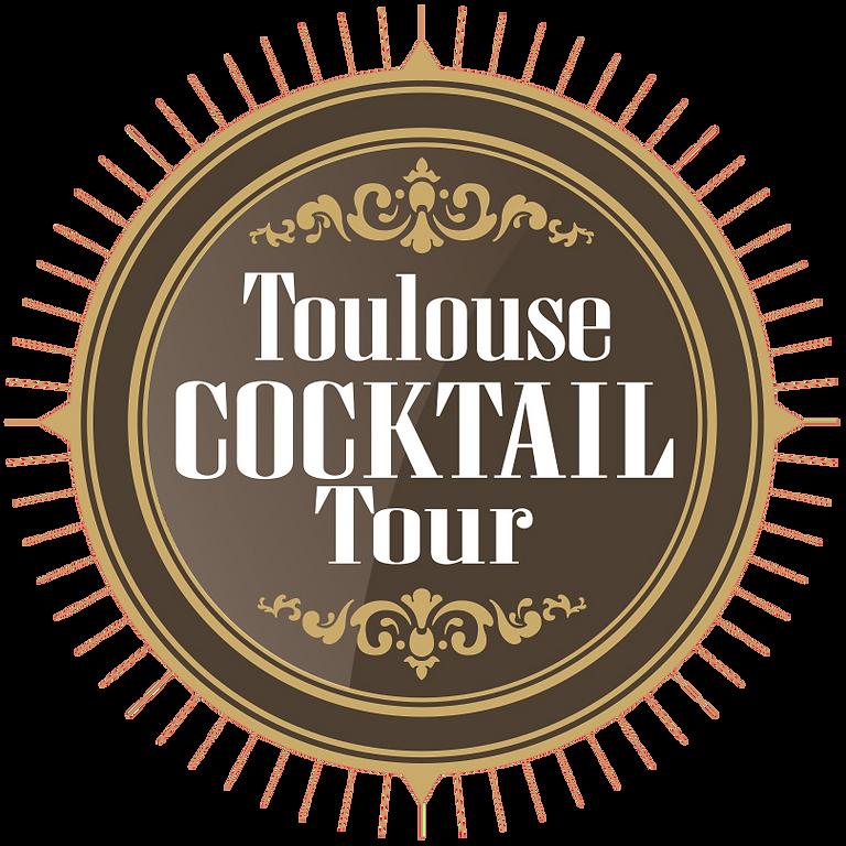 Toulouse Cocktail Tour 2021