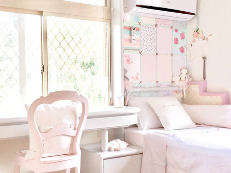 Shabby Chic Inspired Bedroom DIY for My Dear Pipsqueak