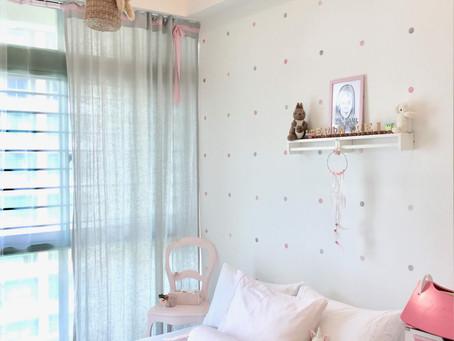 Polka Ballerina Bedroom