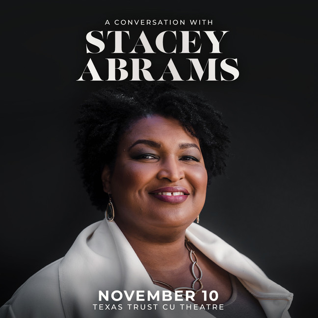 A Conversation with Stacy Abrams