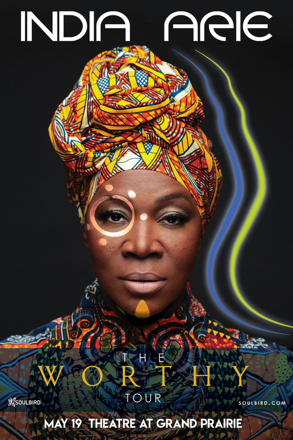 India.Arie The Worthy Tour Coming to The Theatre at Grand Prairie