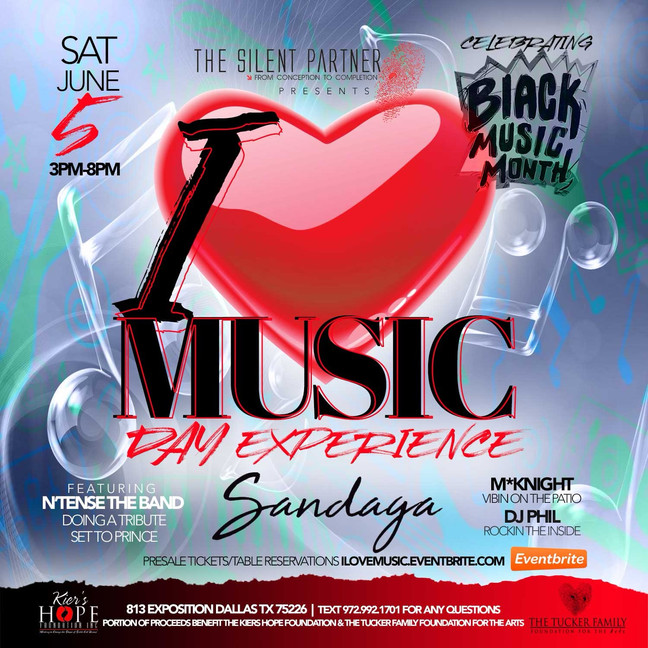 I Love Music Day Experience