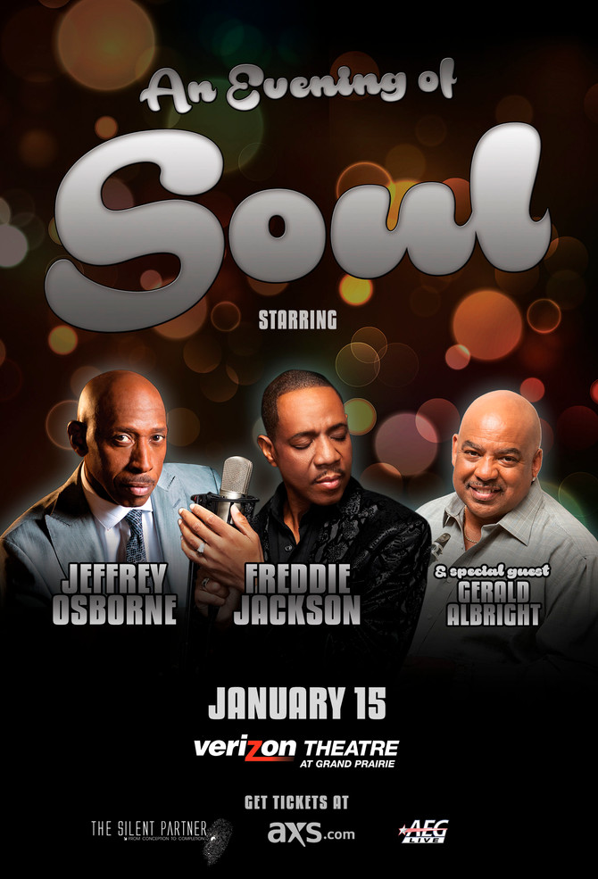 An Evening of Soul on Sale Friday!