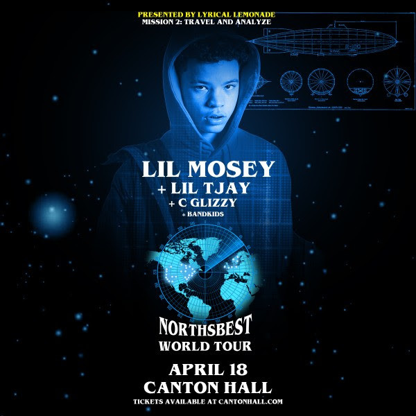 Live at Canton Hall - Lil Mosey f/Lil Tjay, C Glizzy and Bandkids