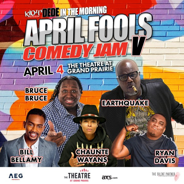 April Fools Comedy Jam - Dallas