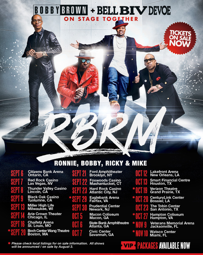 RBRM Bobby Brown with Bell Biv Devoe Live at Verizon Theatre Oct. 19th Get Tix!