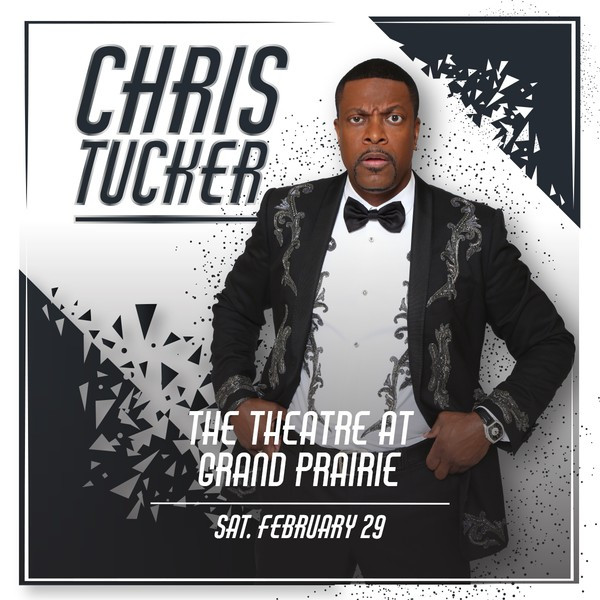 Chris Tucker Live | Now On Sale!