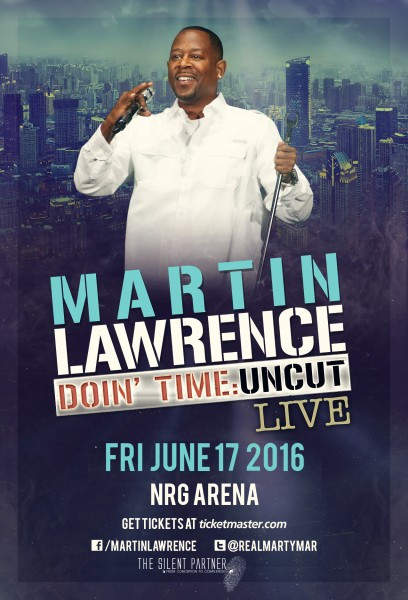 Martin Lawrence Live in Houston, TX Friday, June 17, 2016
