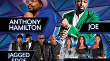 Anthony Hamilton, Joe, Jagged Edge and Brownstone