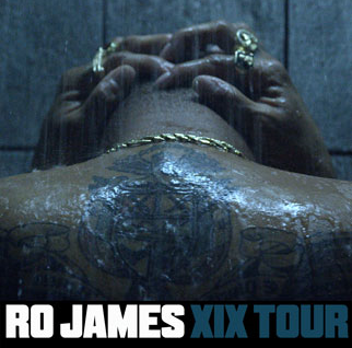 Ro James XIX Tour Stops in Houston at Warehouse Live