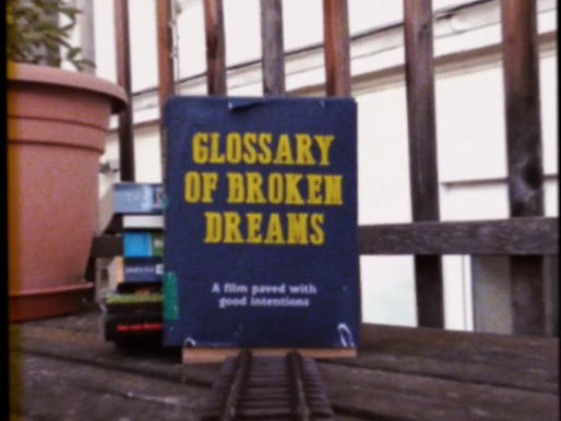 Glossary of Broken Dreams indie film