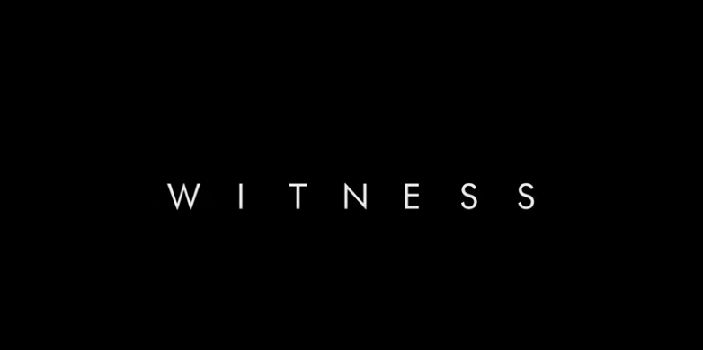 Witness short film review