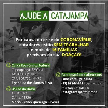 Ajude a Catajampa