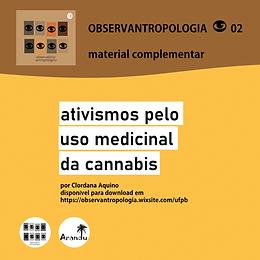 Ativismos pelo uso medicinal da cannabis