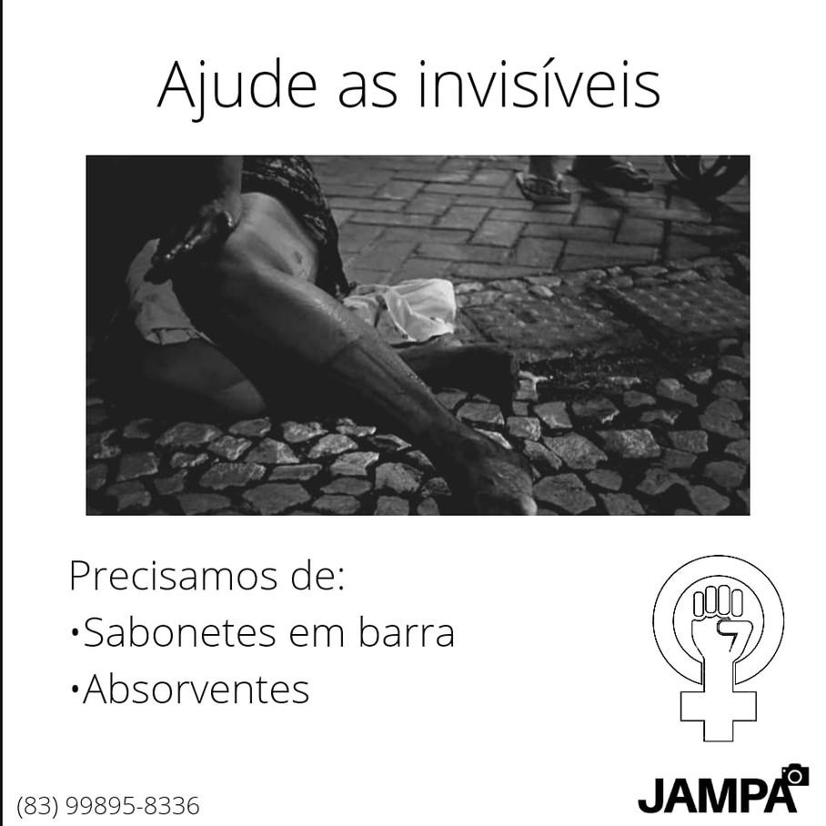 Jampa Invisivel