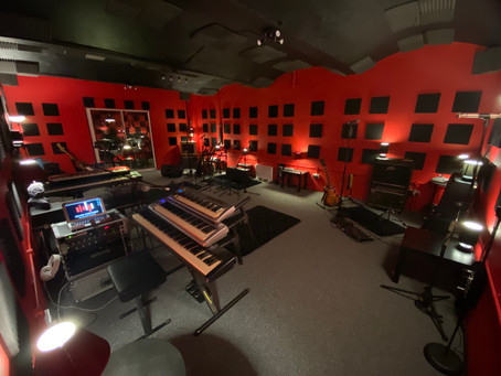 The Grand Northern Recording Studio is now open!