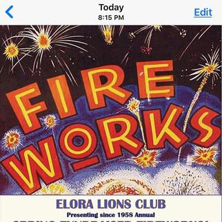 2020 Fireworks Fundraiser - CANCELLED!