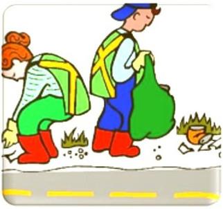 Road Side Clean-Up POSTPONED!