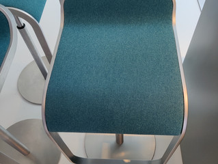 Upholstery Cleaning In Jericho -  La Palma Adjustable Bar Stool