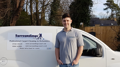 Rob Howkins | Surroundings Carpet Cleaning