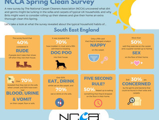 NCCA - (National Carpet Cleaners Association Survey)