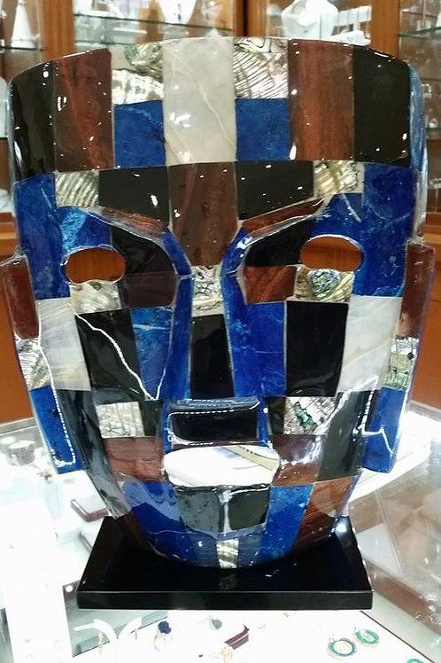 Máscara Mexicana hecha a mano