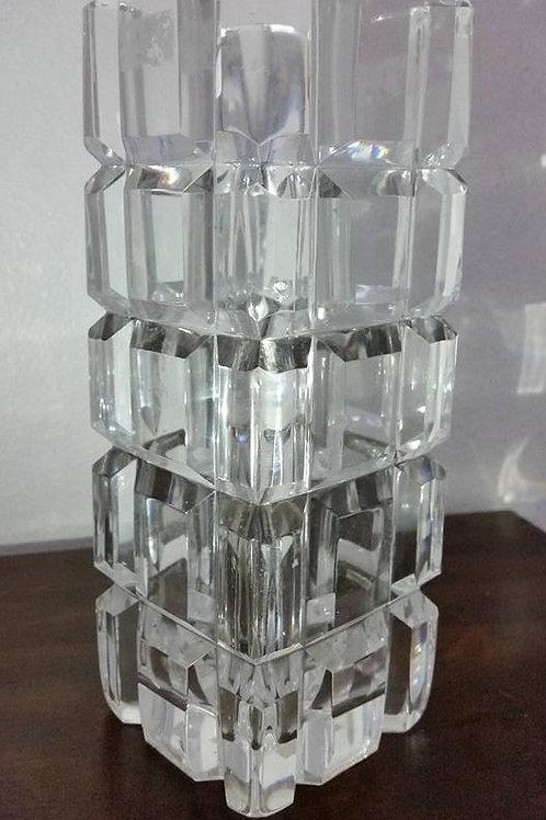 Florero Cristal Alemán Estilo Moderno
