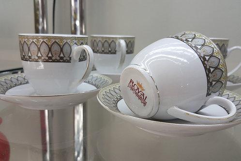 Juego de Café Inglés