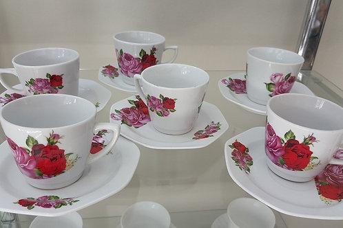 Conjunto Floral