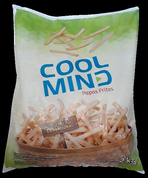 Batata Frita Congelada Cool Mind 2Kg
