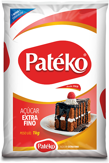 Açucar Extra Fino 1KG