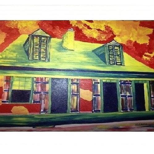 Lafitte's Blacksmith Shop #1