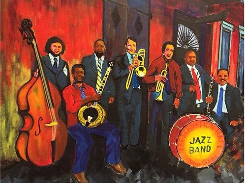 Preservation Hall Band #2