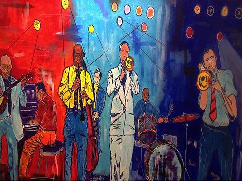 Preservation Band Hall #1