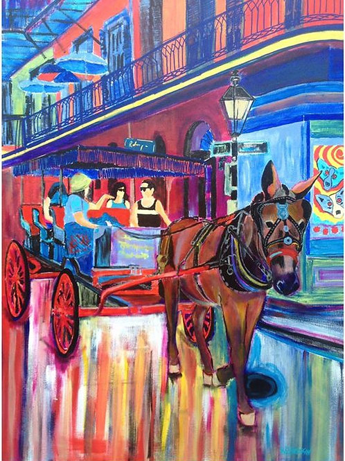 Vieux Carre Carriage Ride