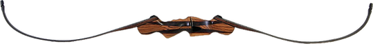 Zipper unstrung ZSR recurve bow profile