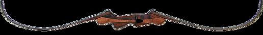 Zipper unstrung SXT recurve bow profile
