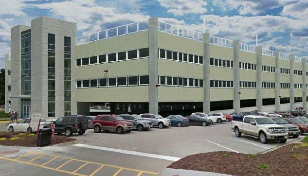 VAMC Parking Garage
