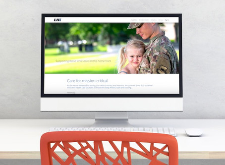 LHI Website Design