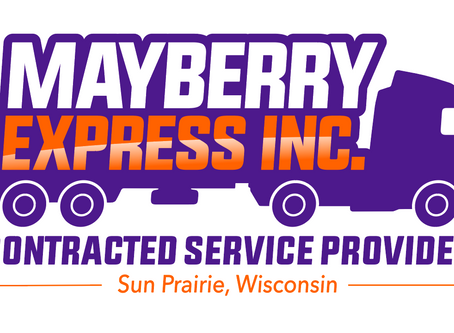 Mayberry Express: Logo Design