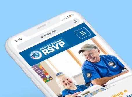 RSVP: Logo, Branding and Website