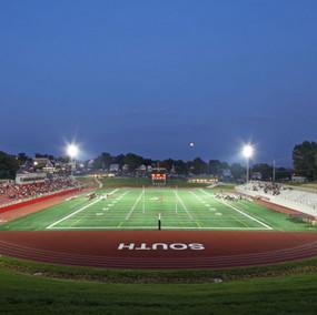 Omaha South High Football Stadium