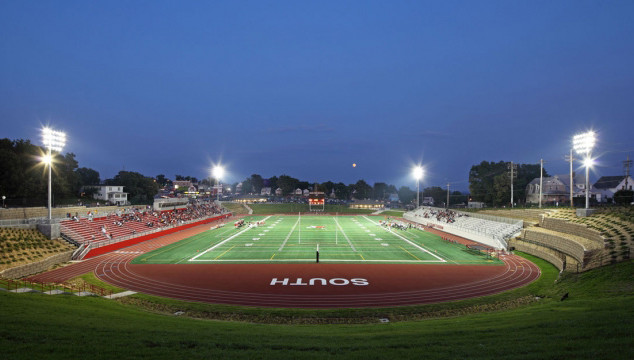 Omaha South High Football Stadium