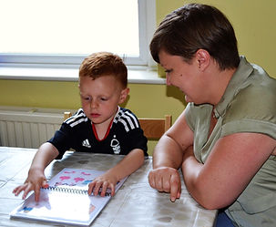 Independent speech and language therapy for children