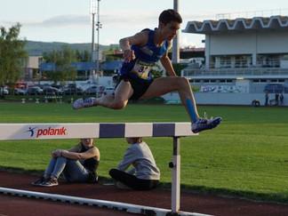 Bronze für Tobias Rattinger im Hindernislauf