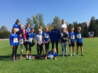 Erfolgreiche Kidscup-Saison des LAC Steyr