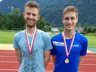3 Medaillen bei OÖ. Landesmeisterschaften in Ebensee